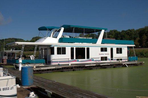 2003 Lakeview Houseboat Rental Houseboat