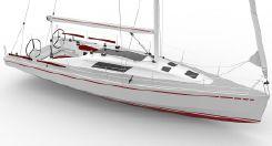 2020 Mestral Marine Works 40 Sport Cruiser