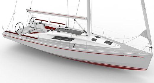 2018 Mestral Marine Works 40 Sport Cruiser