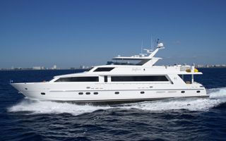 2008 Hargrave Raised Pilothouse