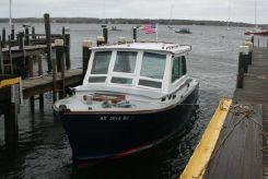 1965 Mackenzie Bass Boat