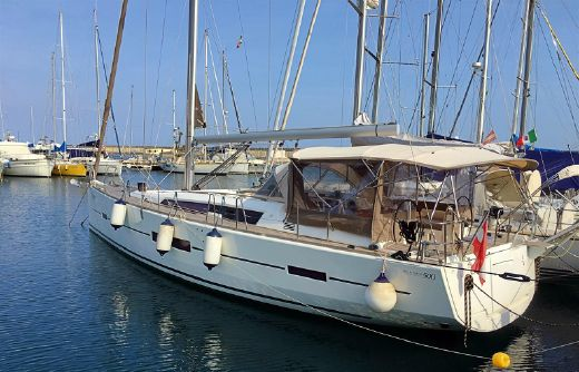 2014 Dufour Yachts 500 Grandlarge