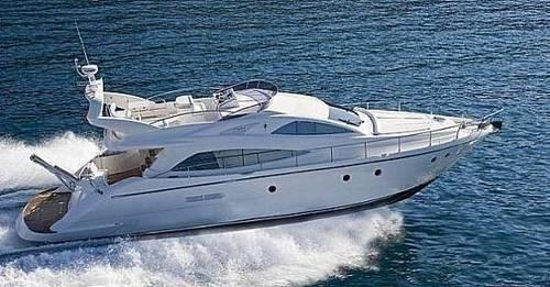 2008 Aicon Yachts 54 fly (2012)