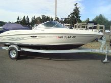 2005 Sea Ray 180 Sport