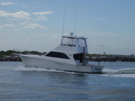 1987 Ocean Yachts 44 Super Sport