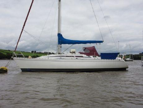 1984 Beneteau First 345