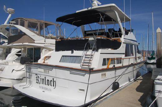 1991 Tollycraft Cockpit Motor Yacht