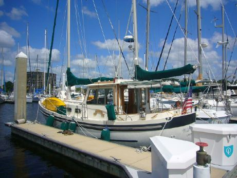 1970 Banjer Pilothouse 37 Ketch