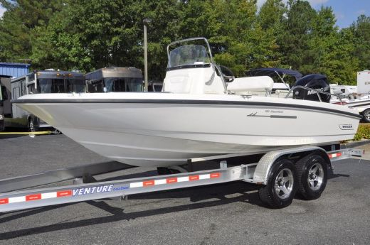2010 Boston Whaler 180 Dauntless