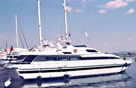 1992 Admiral 33