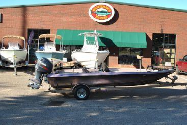 2000 Hawk Boats Super 1900