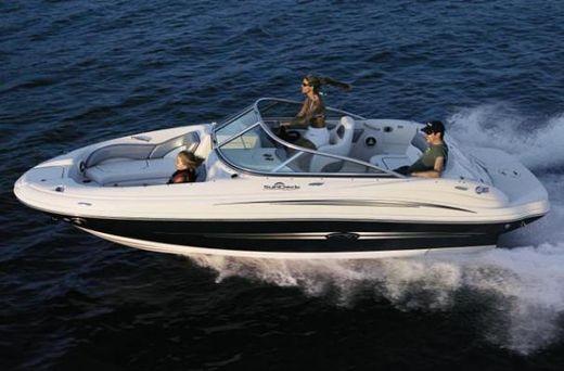 2008 Sea Ray 200 Sundeck