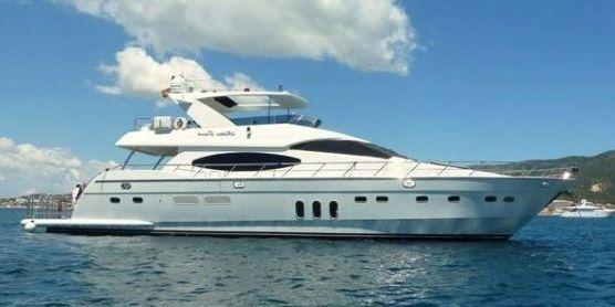 2009 Vitech 80 Power Boat For Sale Www Yachtworld Com