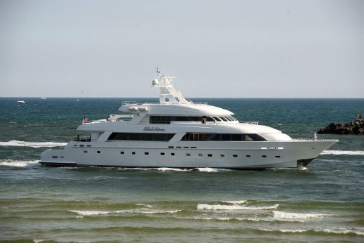1996 Cheoy Lee Motor Yacht