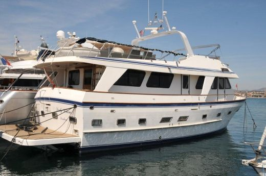 1987 King Yacht SEA RANGER 57'