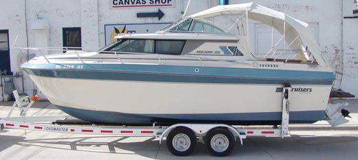 1984 Cruisers Yachts 254