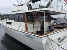 1984 Bayliner 3870