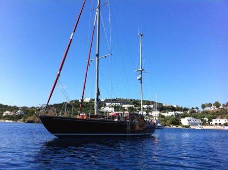 1974 Wooden Sailing Yacht Opal III