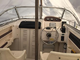1999 Grady White 208 Adventure
