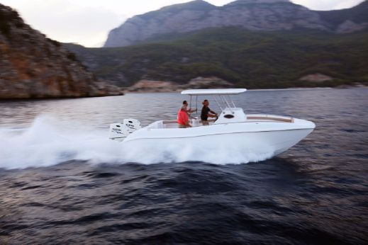 2016 Hysucat CC25 Sport Fisher