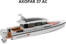2016 Axopar 37 AC