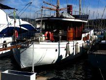 1933 Barca D'epoca Trotter Inglese