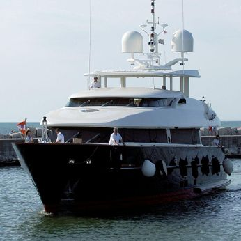 2004 Bugari Custom Yacht