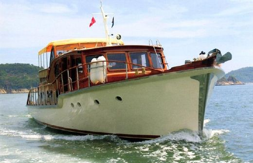 1953 Motor Yacht 60