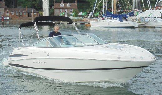 2006 Maxum 2400 SC3