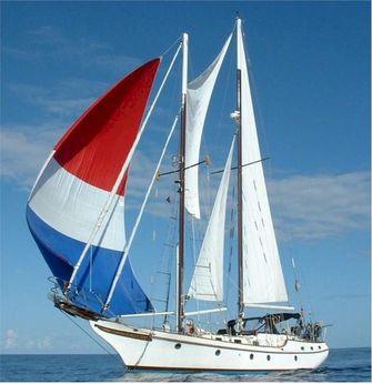 1983 Vagabond 52 Staysail