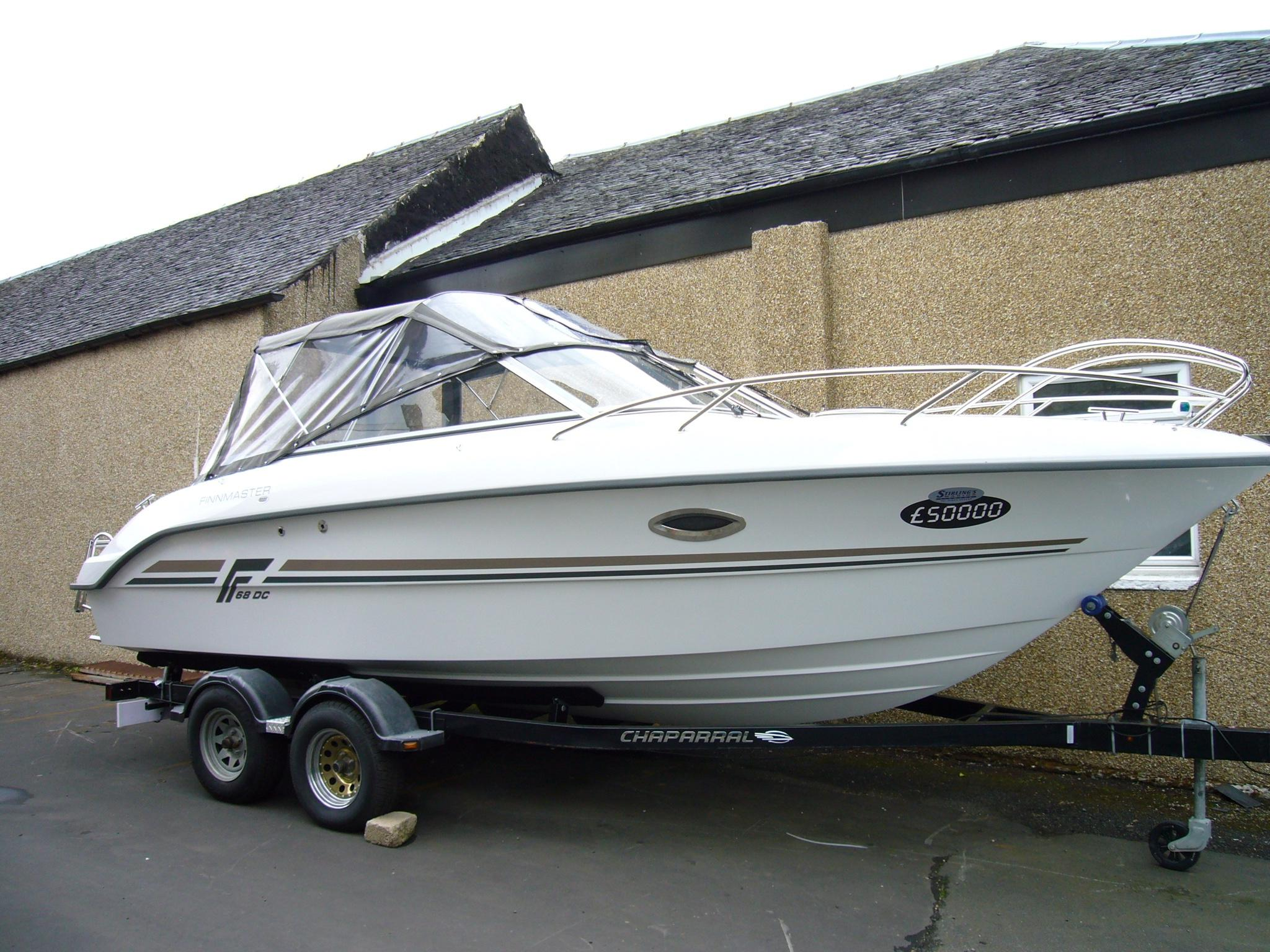 2017 Finn Master 68dc Power New And Used Boats For Sale