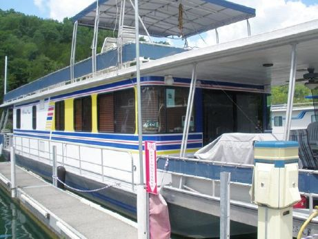 1988 Stardust 16x65 Houseboat