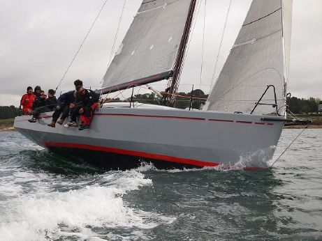 2018 Mestral Marine Works 40 Racer