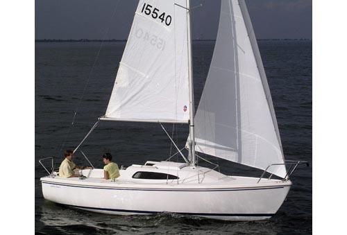 2007 Catalina 22 Sport
