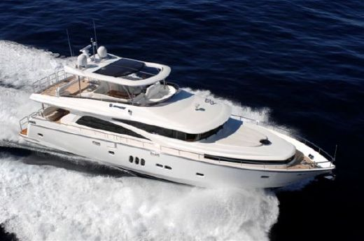 2017 Johnson 79 Motoryacht