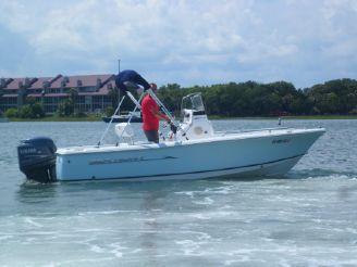 2010 Sea Hunt Triton 177
