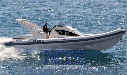 2016 Bwa Nautica BWA 34 EFB PREMIUM
