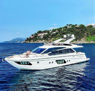 2013 Absolute 72 Flybridge