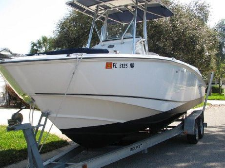 2006 Boston Whaler 24 Outrage