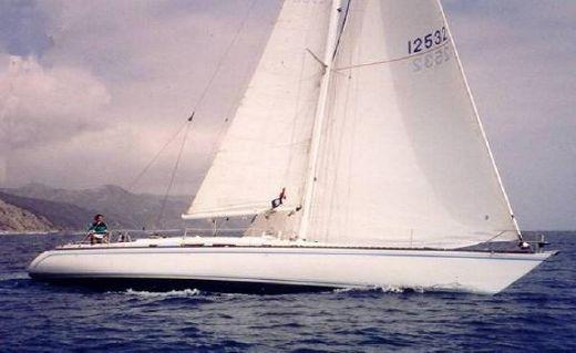 1983 Hunter 54'