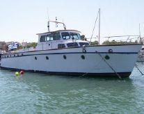 1944 Classic Wooden Motor Yacht