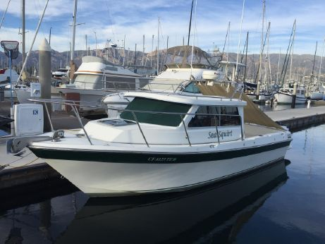 2001 Skagit Orca Pilothouse