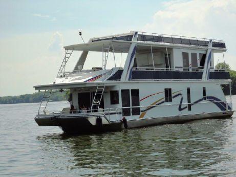 2007 Fantasy 17 X 64 Custom Houseboat