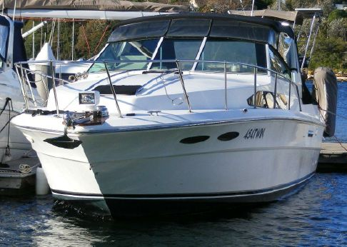 1989 Sea Ray 340 Wide Body Express Crusier