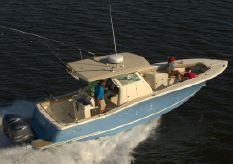 2015 Scout Boats 320 LXF