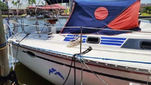 1987 Hunter Legend 37.5