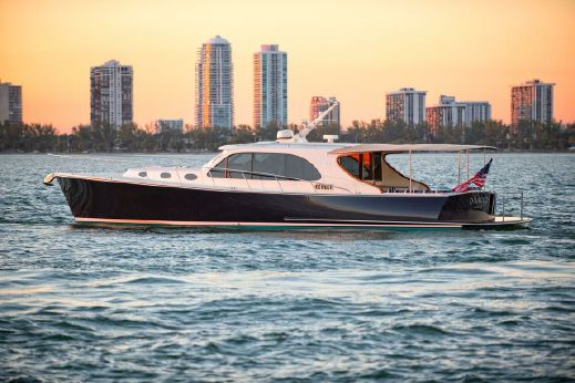 2016 Palm Beach Motor Yachts PB50