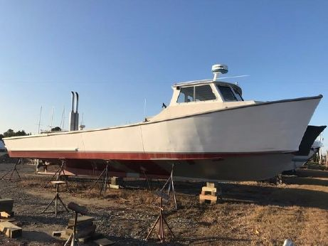1999 Commercial Steel Clam Boat - 580 HP - All Offers Wanted