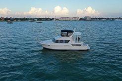 1996 Carver cockpit motor yacht
