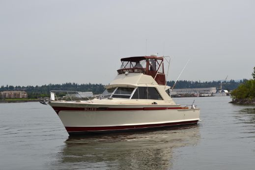 1968 Chris Craft 42 Sport Fisher